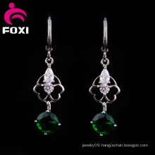 New Design Fashion Gold Hanging Earrings