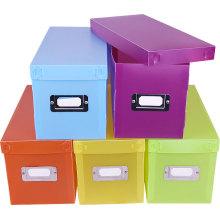 Chinese Supplier Fashion and Practical Sh4031-32 Shoe Box