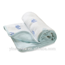 Cheap price wholesale aden anais cotton muslin swaddle blanket
