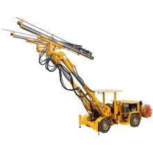 Double-boom Hydraulic Rock Drill Jumbo
