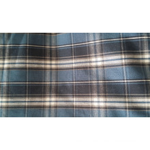 100%cotton Fabric yarn-dyed Flannel woven 20*10 40*42 63'