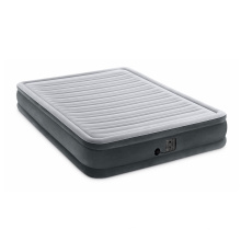 Blow up inflatable mattress with built-in pump airbed best choice for guests