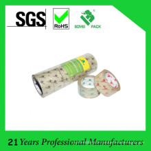 BOPP Crystal Packaging Tapes Super Clear