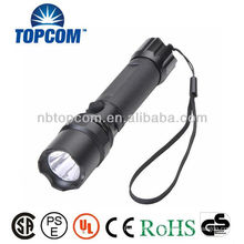 cree led police flashlight