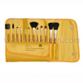 12PCS Professional Cosmetic Brushes Makeup Brush with Cosmetic Bag