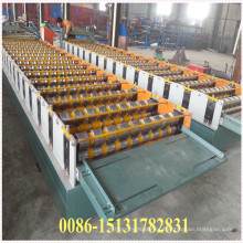 Dx Wall and Roof Colour Steel Sheet Panel Making Machine