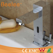 Mélangeur automatique d'eau de sonde infrarouge, robinet élevé auto-commandé (froid et chaud)