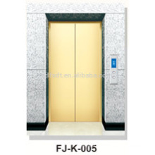 FJZY brand MR residential elevator with cheap price used Japan technology(FJ8000-1)