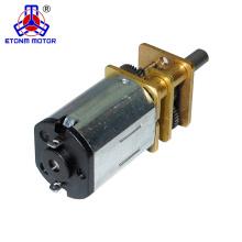 3V DC Mikromotor ET-SGM12-C 1,5V - 9V Geräuscharmer Motor mit Getriebe