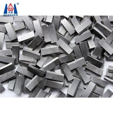 Huazuan Diamond Drilling Tool Diamond Roof Type Segment for Core Drill Bits