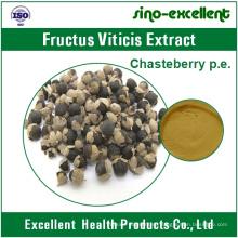 Высококачественный чистый Fructus Viticis PE / Chasteberry PE