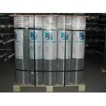 Rolo de malha soldada de aço inoxidável usado na proteção