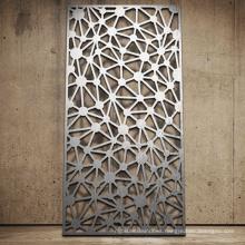 aluminum screen Outdoor Decorative Metal Panels Exterior Steel Laser Cut Screen