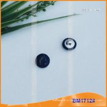 Алюминиевая тканная кнопка BM1712