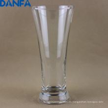 Vidrio de cerveza soplado boca / vidrio de Pilsner (BG016)
