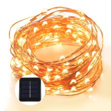 Led String Lights Copper Wire Waterproof