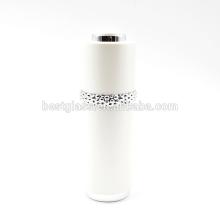 30мл роскошная белая акриловая косметическая бутылка с капельницей