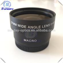 Camera lens 37mm wide angle lens UV46 0.5X