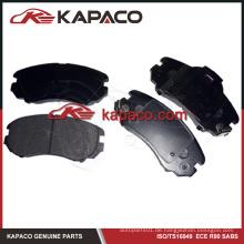Kapaco gesicherte Qualität Bremsbelag Fertigung für Hyundai 58101-3KA01