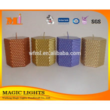Personalized Eco-friendly Raw Material Cheap Artificial Candles Rechargeable