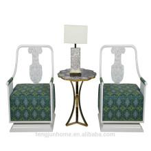 CANOSA китайская пресная вода декор гостиная диван диван деревянная мебель
