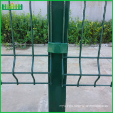 Factory price cheap and fine bending wire mesh fence