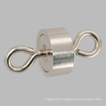Coating Nicuni N50 Searching Magnet Magnetic Fishing