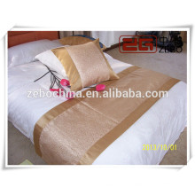 Luxury 5 Star Hotel Decoration Cushions and Bed Runners