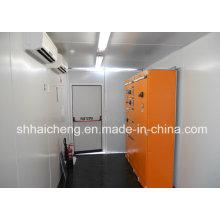 Salle de commutation de conteneur de transport modifiée (shs-mc-special001)