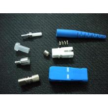 SC / PC Simplex Simplex 3.0mm - Conector de fibra óptica
