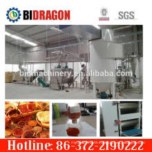 Food Industrial Low Temperature Hotsale Spices Grinder Machine