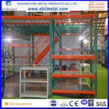 China Manufacturer Ebil Metal Industrial Multi-Layer/ Mezzanine Rack