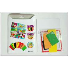 Various Carton EVA Stickers