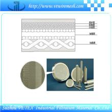 Malla de alambre sinterizado / red de sinterización