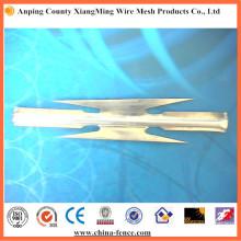 High Level Hot-DIP Galvanized Razor Barbed Wire