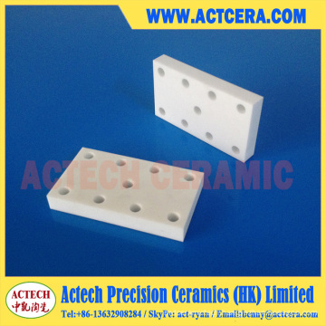Alumina and Zirconia Industrial Products Machining