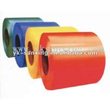 Colored Steel Coils,PPGI, Prepainted