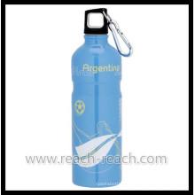 750 ml deportes viajan botella de agua de aluminio (R-4037)