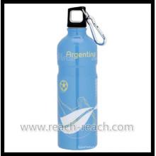 750 ml Sports voyage bouteille d'eau en aluminium (R-4037)