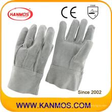 Промышленная безопасность Полные кожаные рабочие перчатки (11023)