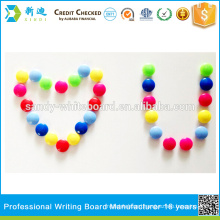 plastic magnetic button,plastic coated magnet,round magnetic button,whiteboard accessories,40mm