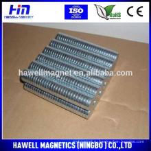 Дисковые магниты Неодим N35 N45 N40 N42 N38 N48