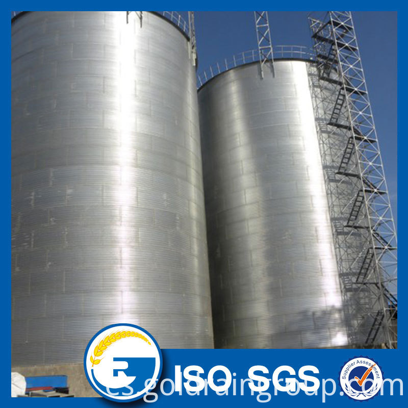 Assembly-Bolted-Silo
