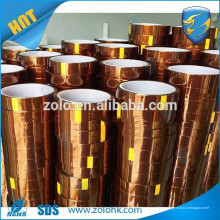 Cinta adesiva de fita adesiva xxx de fita adesiva com fita adesiva resistente ao calor para fita de poliimida de alta temperatura