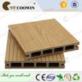 Eco-friendly wood-plastic composite decking