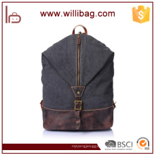 Wholesale Vintage Travel Rucksack, Durable Canvas Backpack