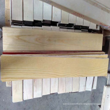 Revestimento de madeira projetado UV do fechamento 15mm do revestimento de Unilin da pintura