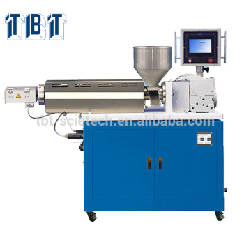 TBTSE-8176B Bench Top Equipment Type Polymer Processing Molding Single Screw Extruder
