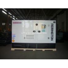 Электрический генератор бесшумного типа мощностью 12 кВт