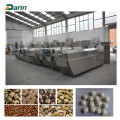 Dry dog ​​food twin screw extruder lini produksi